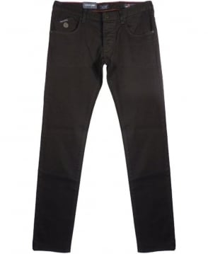 Armani Black Extra Slim Fit J20 Jeans