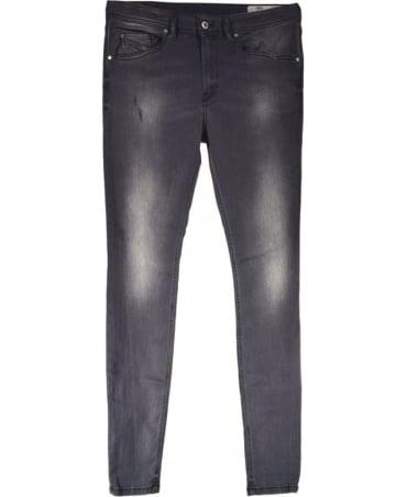 Diesel Black/Grey Stickker 06771 Jeans