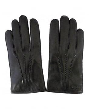 Hugo Boss Black Haindt Leather Gloves 50237108