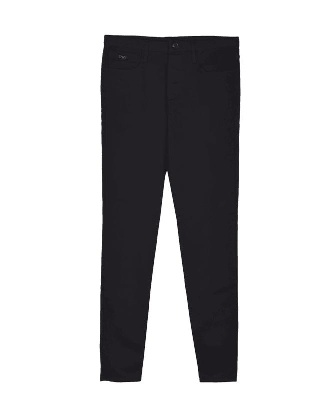 c663195e1b9c Black J11 Extra Slim Fit Stretch Jeans