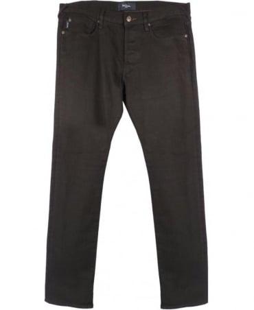 Paul Smith - Jeans Black JLCJ/301M/414 Taper Fit Jean