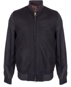 Paul Smith  Black JLFJ/610N/512 Tonal Arms Bomber Jacket