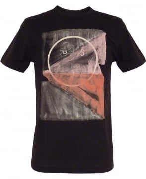 Paul Smith  Black JMFJ-149L-P8458 T-shirt