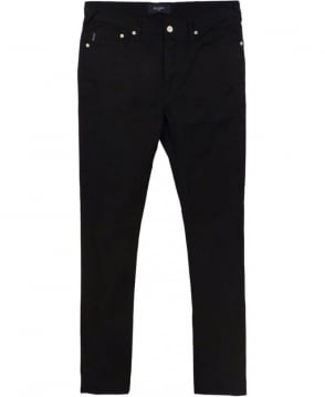 Paul Smith - Jeans Black JPPJ/201X/C19 Straight Fit Jeans