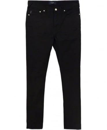 Paul Smith - Jeans Black JPPJ/201X/C19 Straight Fit Jeans