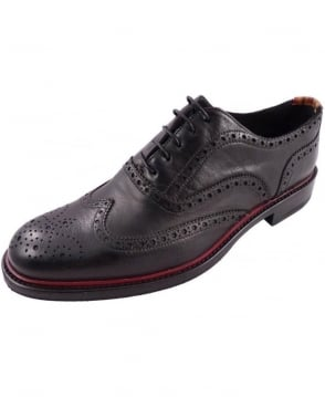 Paul Smith - Shoes Black Knight Brogue Shoes