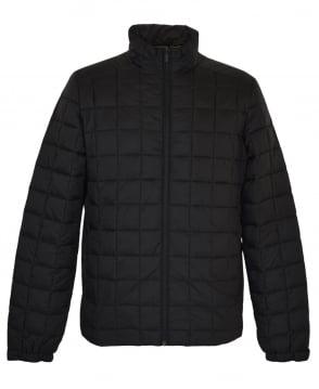 Scotch & Soda Black Lightweight 139207 Puffer Jacket