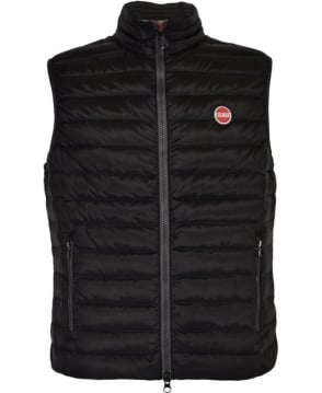 Colmar Originals Black Lightweight Quilted Gilet
