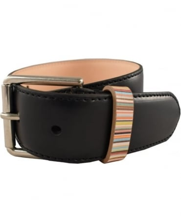 Paul Smith  Black 'Multi Keep' B590A Belt