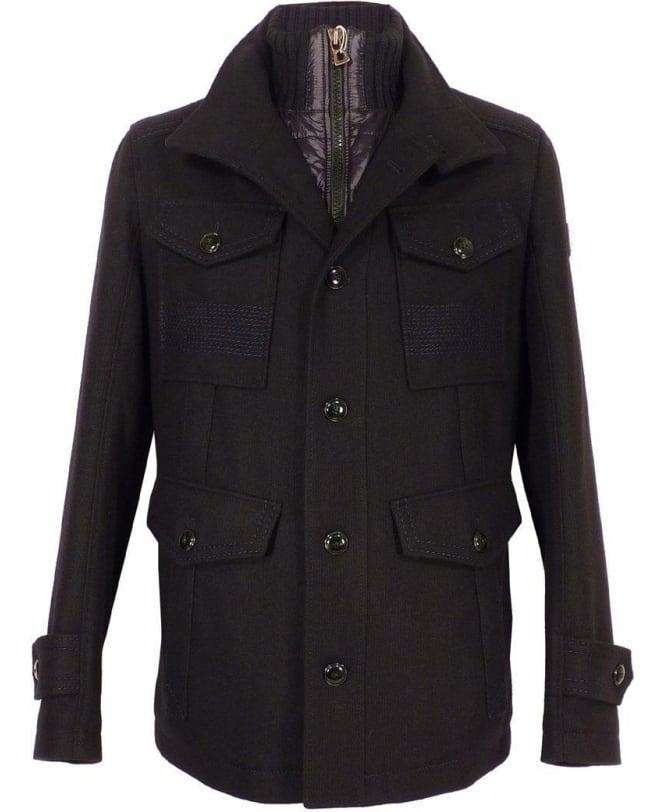 Hugo Boss Black Orfey Single Breat Coat