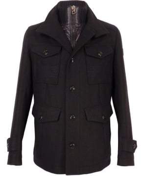 Hugo Boss Black Orfey Single Breat Coat