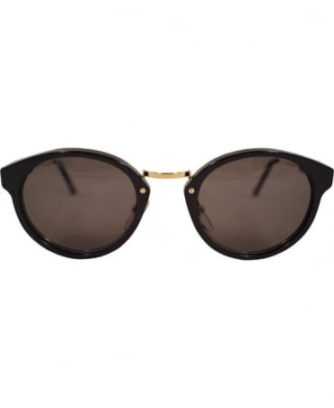 Retrosuperfuture Black Panama Sunglasses