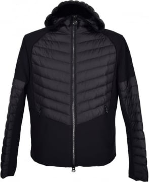 Colmar Originals Black Quilted Down Blouson