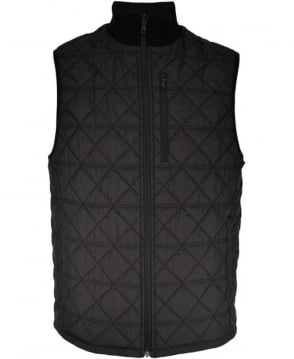 Victorinox Black Quilted M30048 Gilet