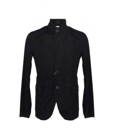 Armani Black Regular Fit Packable Blouson