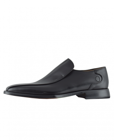 Black Rome Slip On Shoe