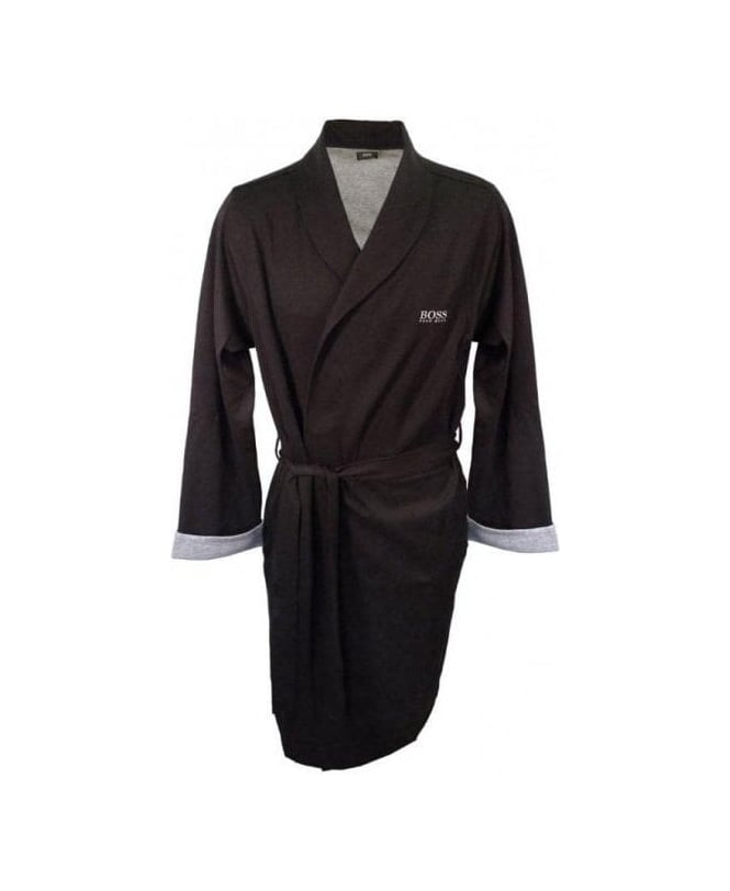 Hugo Boss Black Shawl Collar Dressing Gown