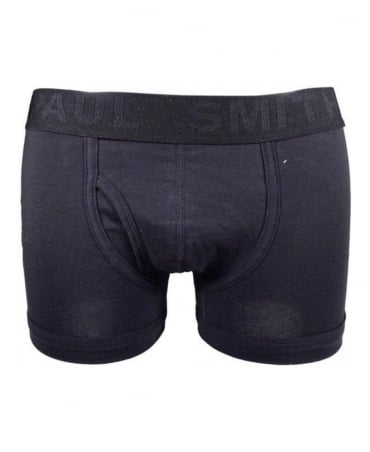 Paul Smith - Accessories Black Short Trunk Boxer