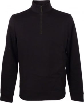 Hugo Boss Black 'Sidney 02' Cotton Sweatshirt
