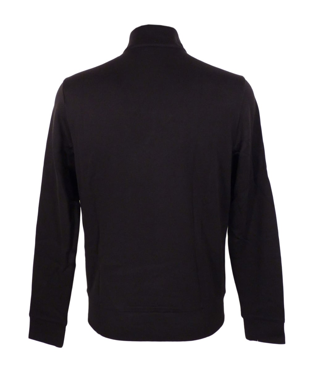 hugo boss black 39 sidney 02 39 cotton sweatshirt hugo boss. Black Bedroom Furniture Sets. Home Design Ideas