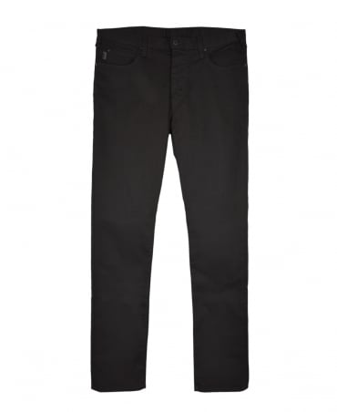 Armani Jeans Black Slim Fit 6Y6J45 Jeans