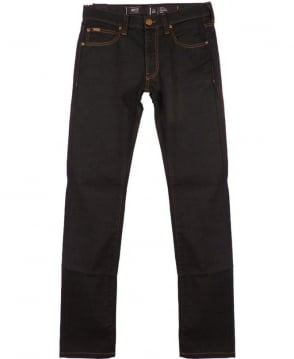 Armani Black Slim Fit J06 Jeans