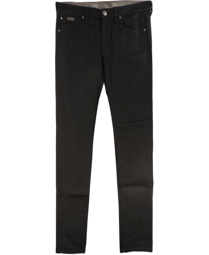 Armani Collezioni Black Slim Fit Stretch CIJ06 Jeans