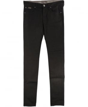 Armani Collezioni Black Slim Fit Stretch CIJ06 Jeans