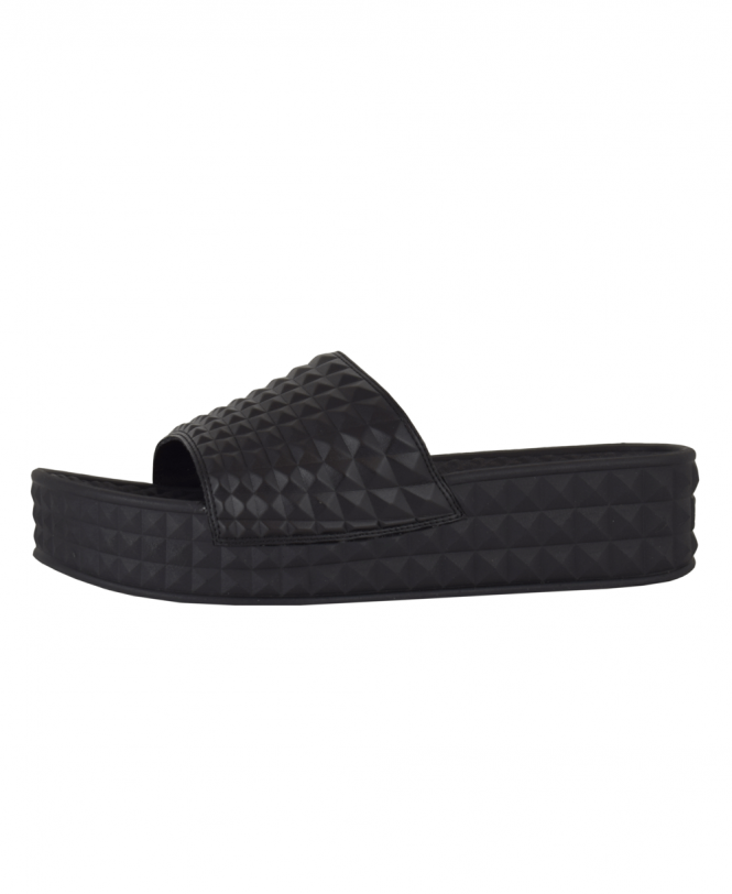 Ash Studded Sandals Black Chunky Soled 67gYybfv