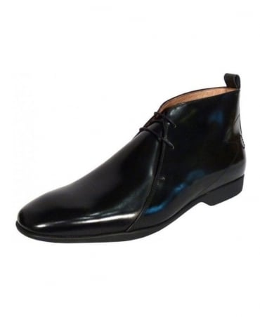 Black Sykes Ankle Boot