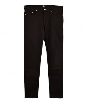 PS By Paul Smith Black Tapered Fit Jeans