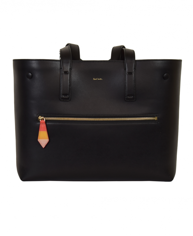 Paul Smith Black Tote Bag