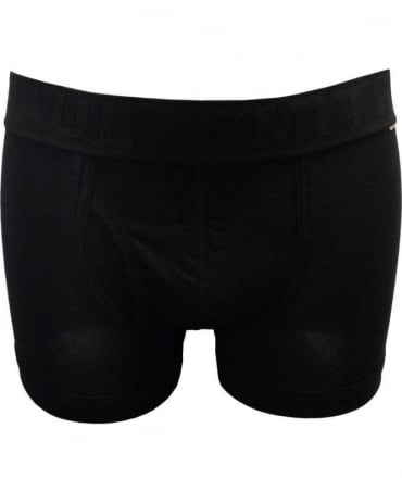 Paul Smith - Accessories Black Trunk Boxer Shorts