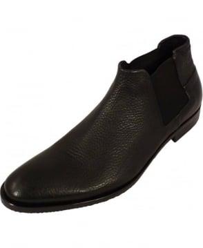 Oliver Sweeney Black Venarotta Chelsea Boot