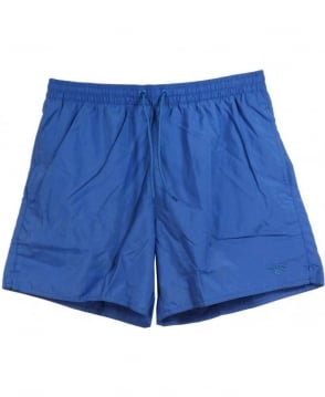 Armani Blue 211118 Drawstring Swim Shorts