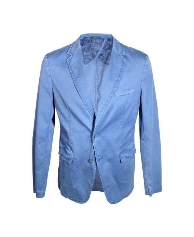 Hamaki-Ho Blue 409H Single Vent Jacket
