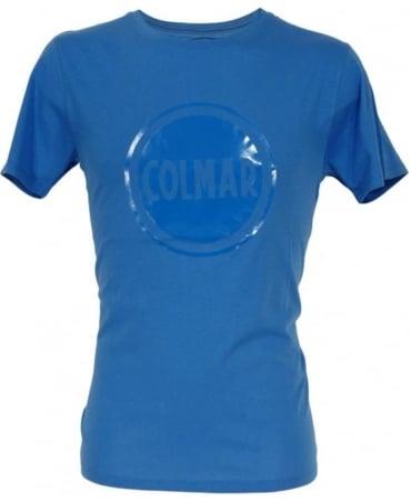Colmar Originals Blue 7564W Central Logo T-shirt