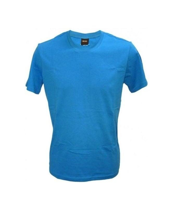 Hugo boss blue beach sun protection t shirt t shirts for Custom sun protection shirts