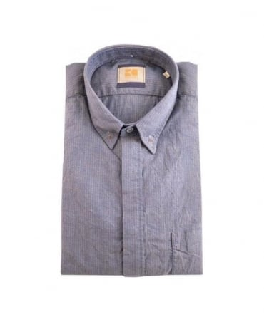 Hugo Boss Blue Coronado Shirt