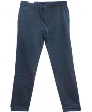 Hugo Boss Blue Crigan 2 Chino Trousers 50260330