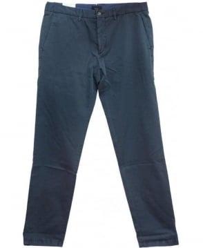 Hugo Boss Blue Crigan 2 Chino Trousers 50260330