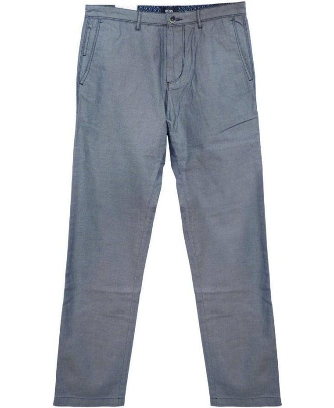 Hugo Boss Blue Crigan 2 Chino Trousers 50260658