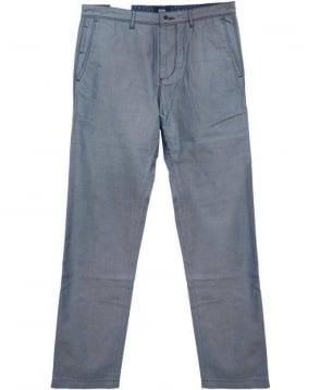 Hugo Boss Blue Crigan 2 Chino Trousers 50260658