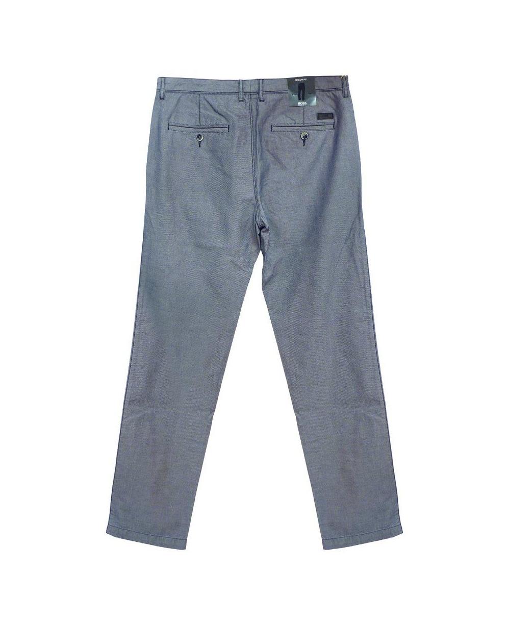 hugo boss blue crigan 2 chino trousers 50260658 hugo. Black Bedroom Furniture Sets. Home Design Ideas