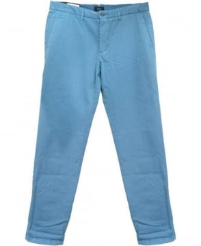 Hugo Boss Blue Crigan Chino Trousers 50260330