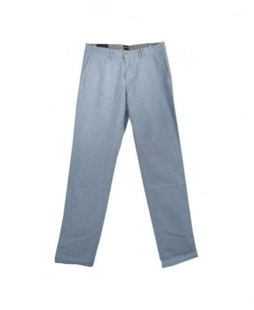 Blue Crigan Regular Fit 2 Chinos