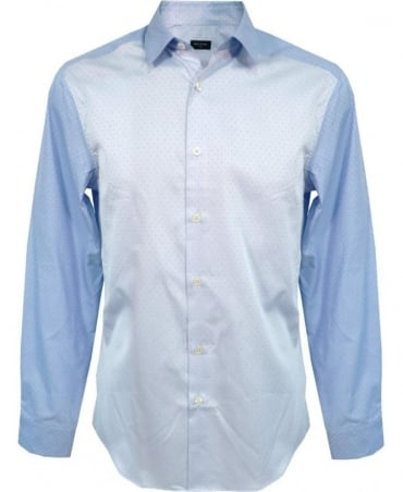Paul Smith - PS Blue Dot PKXD/M56M/805 Shirt
