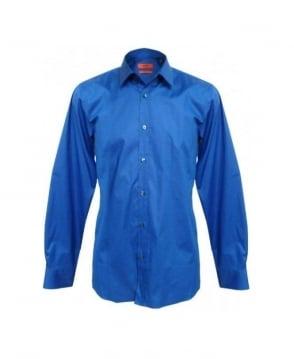 Hugo Blue Elisha Slim Fit Shirt 50237804
