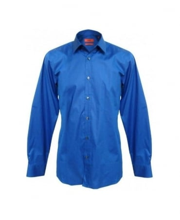Hugo Blue Elisha Slim Fit Shirt 50237804