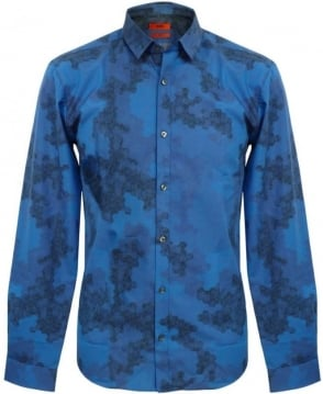 Hugo Blue Ero Shirt 50260387